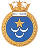 HMCS Ste Therese badge