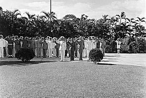 Japanese surrender in Hong Kong