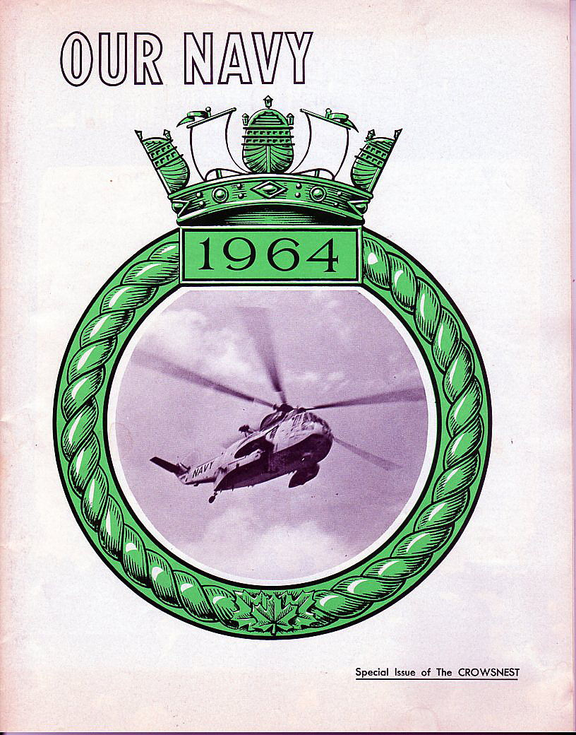 Royal Canadian Navy : The Crowsnest, 1964