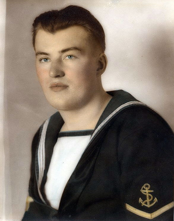 Royal Canadian Navy : Wes Clark