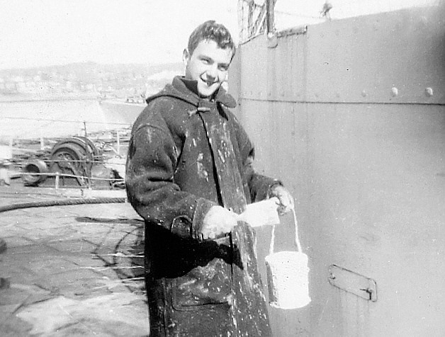 HMCS Forest Hill, World War 2