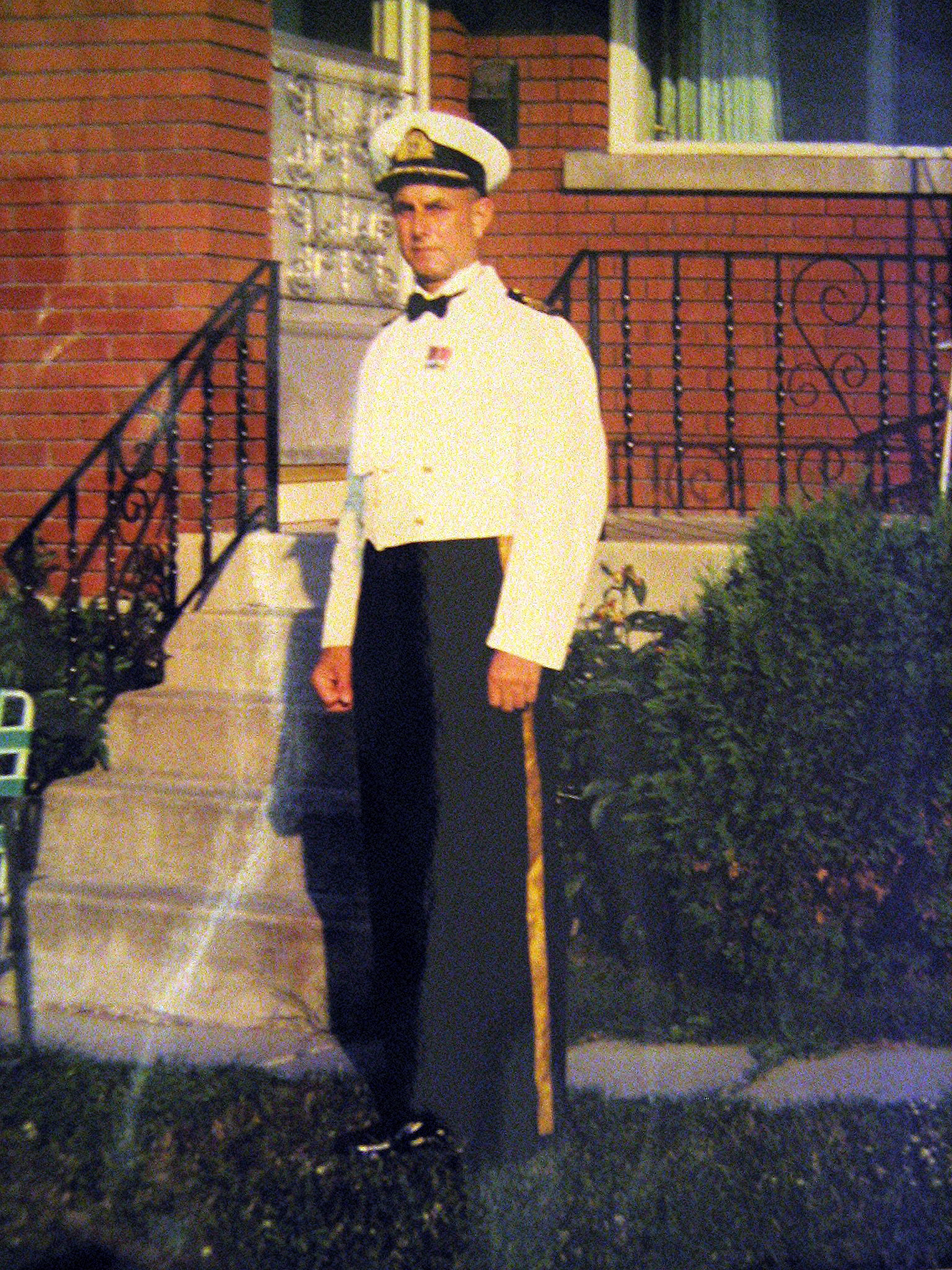 Royal Canadian Navy : Lt. Neil A. Duval