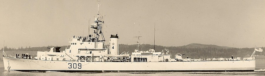 HMCS Ste Therese