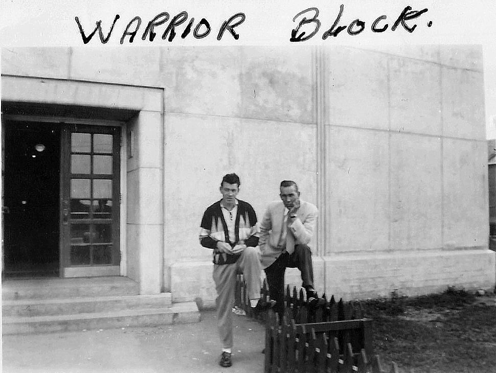 Royal Canadian Navy : Warrior Block