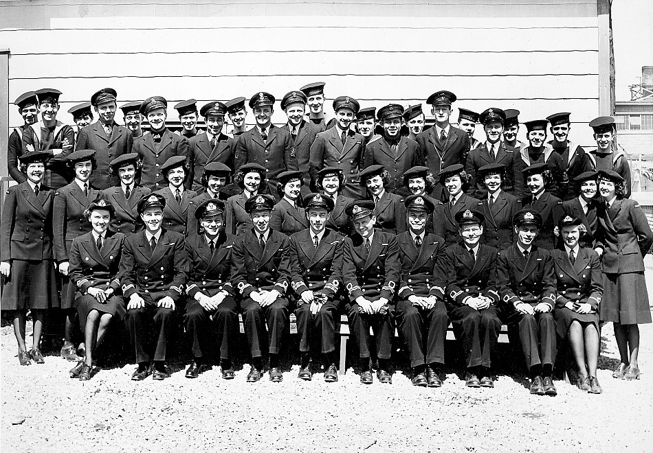 Possibly HMCS York : Naval Personnel